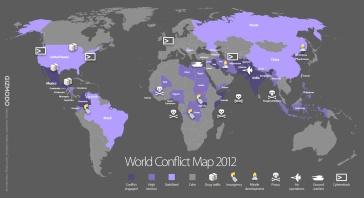 Conflictmap